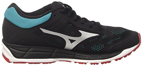 Black Synchro Chinese 61 Noir Red Homme de Mizuno Tile Blue MX Chaussures Running dxwnqfn40p