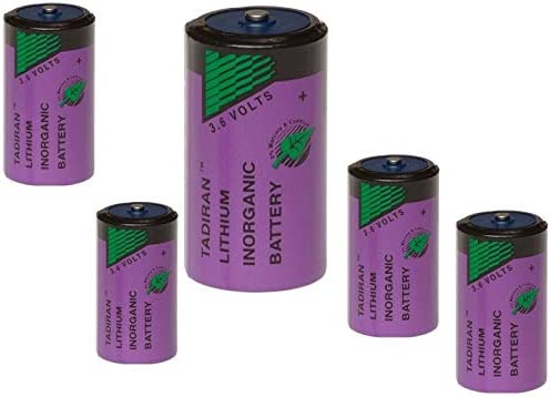 Tadiran Sl 770 Sl 2770 C Lithium Battery 3 6 V Pack Elektronik