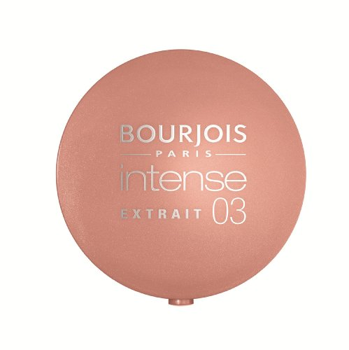Bourjois Intense Extrait Eye Shadow for Women, 03 Sand Pink, 0.04 Ounce