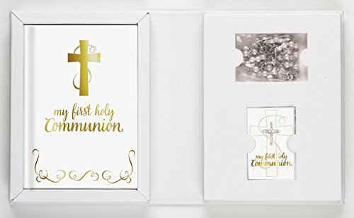 Faithworks YS883 First Communion Gift Set, Girl,