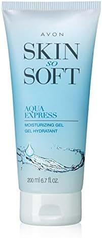 Avon Skin So Soft Aqua Express Moisturizing Gel