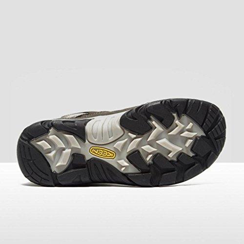 Keen Durand Mid Eu, Zapatos de High Rise Senderismo para Mujer Marrón