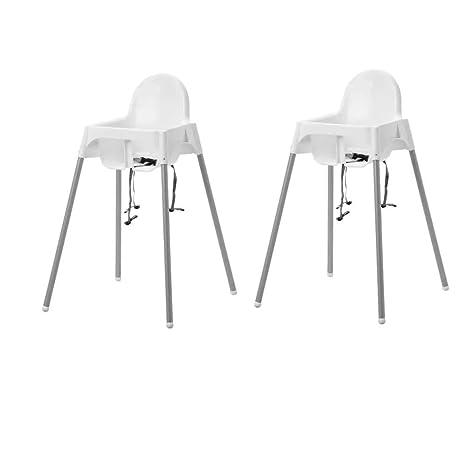 IKEA ANTILOP - Trona con cinturón de seguridad