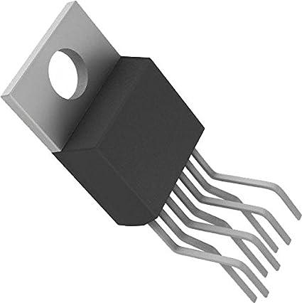 5PCS LM2675M-ADJ SOP-8 IC REG BUCK ADJUSTABLE 1A