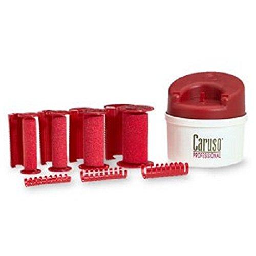 14 Hairsetter Roller - Caruso ProTraveler Molecular Steam Hairsetter, 14 Rollers, 5 Sizes 1 ea