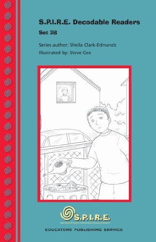 S.P.I.R.E. Decodable Readers, Set 3B: All Is Well (SPIRE)