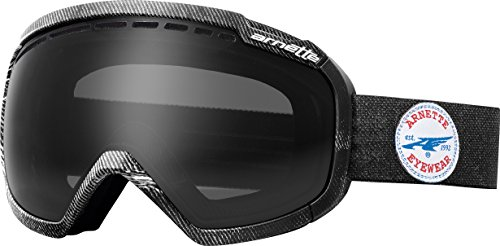 Arnette Skylight Snow Goggles AN5004 for Skiing and Snowboarding (Emerald City w/ Dark Grey - Goggles Arnette Ski