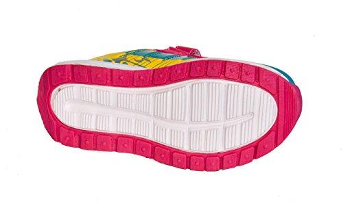 TMX 9508elegante zapatillas de los niños, en rosa talla: 25/36 Multicolour - PINK
