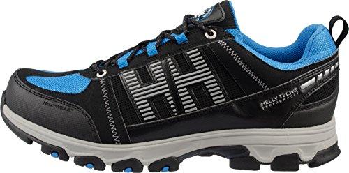 Helly Hansen Workwear Freizeitschuhe HellyHansen Trackfinder 2 HAT WW Outdoorschuhe 78204 schwarz/blau, 44, Blau, 78204 Blau