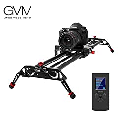 Image of the product Camera Slider Track Dolly that is listed on the catalogue brand of GVM Great Video Maker.
