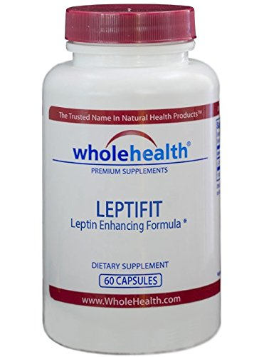 - WholeHealth LeptiFit™ Natural Weight Loss Supplement (60 Caps) – With The Patented Ingredient LeptiCore® To Increase Satiety (The Feeling Of Being Full) & Regulate Your Body's Leptin Levels!
