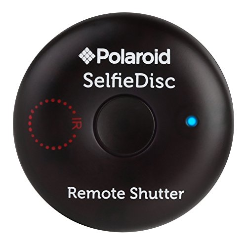 Polaroid SelfieDisc Enhanced Bluetooth Compatible