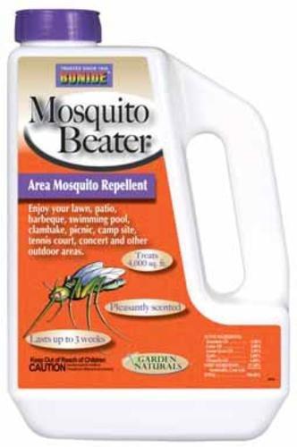 Bonide 037321056126 Mosquito Beater Area Repellent Granules