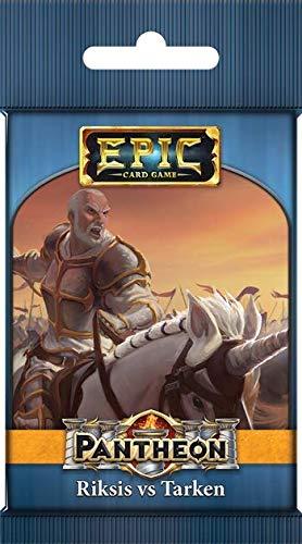 Epic Card Game Expansion: Pantheon - Riksis vs. Tarken