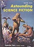 img - for ASTOUNDING Science Fiction: March, Mar. 1956 (