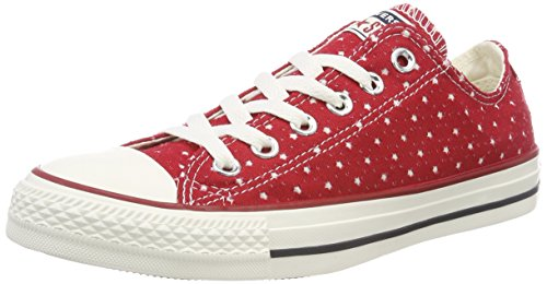 Converse CTAS Baskets Garnet Adulte Navy Athletic Red Rot Mixte Ox Gym FFwnfCrq