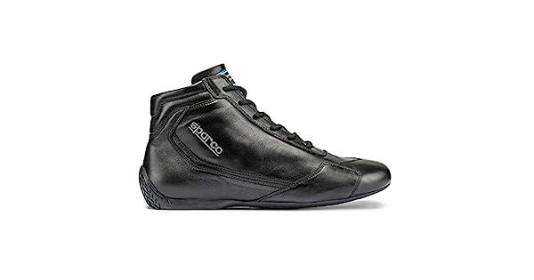Amazon.com: Sparco Slalom RB-3 Classic Racing zapatos, 40 ...