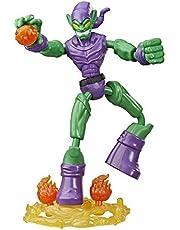 Spiderman Bend And Flex Green Goblin