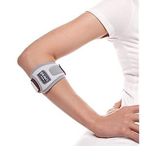 Push med Elbow Brace Epi for Tennis Elbow or Golfer's Elbow