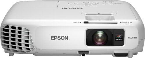 Epson EB-S18 - Proyector (3000 lúmenes ANSI, 3LCD, SVGA (800x600 ...
