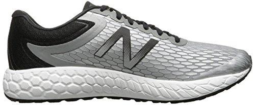 New Balance Zapatillas De Running Para Hombre Borav3 Metálicas Plata / Negro