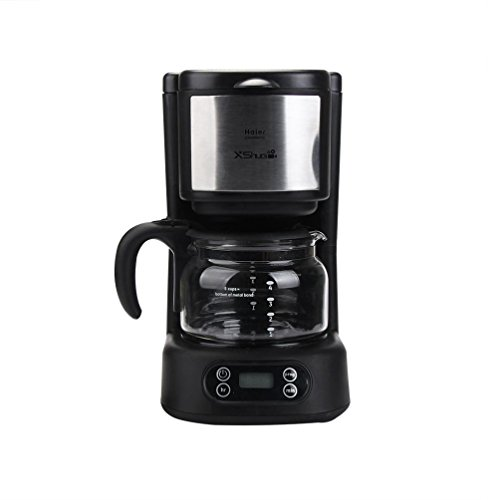 Cheap Buyeverything Capacity 5-Cup Programmable Coffee Maker with Thermal Carafe, Timer and Automatic Shut off, Keep Warm Function