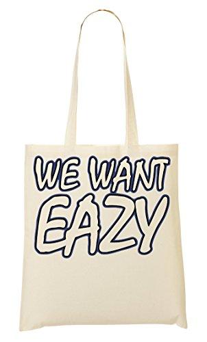 Bolsa La De Compra De Bolso Want Eazy We Mano w6xqXvzn1
