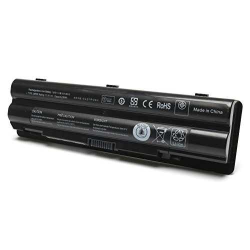 High Performance Laptop Battery for Dell XPS 14/15/17/14D/15D/17D/L401X/L501X/L502X/L701X/L701 X 3D, Fits P/N 312-1127 J70W7 JWPHF-12 Months Warranty [6-cell 56WH] 6 Cell Li Ion Laptop