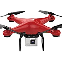 Gbell L500 720P WiFi FPV Wide Angle HD Camera 2.4GHz 6 Axis RC Quadcopter Selfie Drone RC Aircraft Toys For Kids&Adults