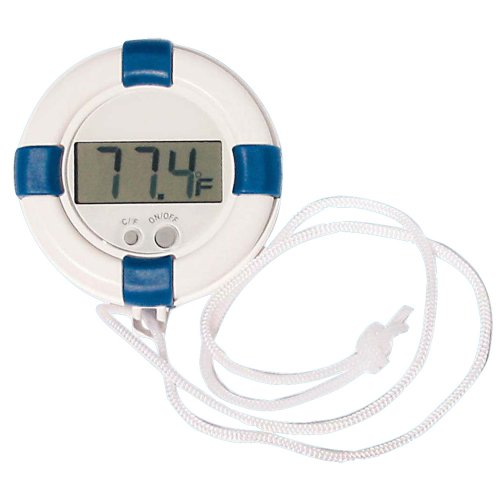 5. Poolmaster Floating Digital Thermometer