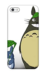 5682605K472255097 my neighbour totoro Anime Pop Culture Hard Plastic iPhone 5/5s cases
