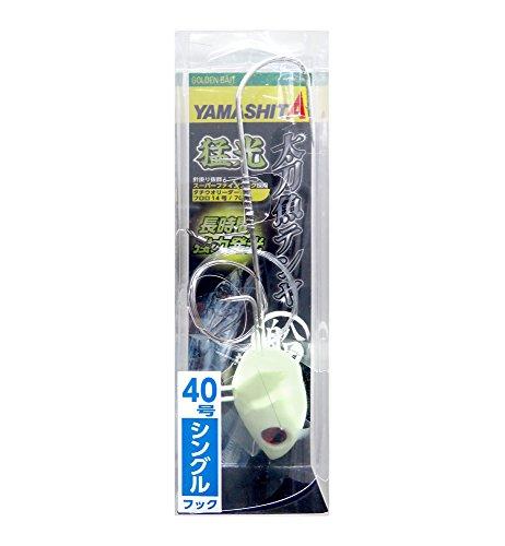 ヤマシタ(YAMASHITA) テンヤ 猛光太刀魚テンヤ 船 シングル 40号の商品画像