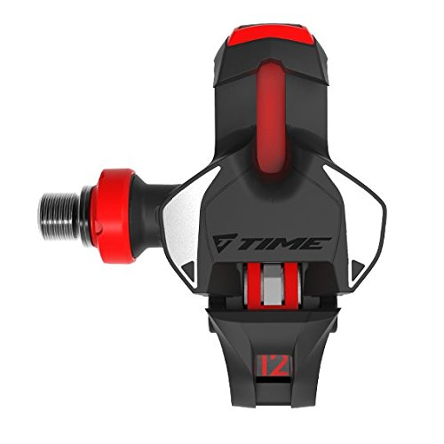 TIME(タイム) ビンディング ペダル 自転車 ロードバイク 軽量 XPRO 12 Titanium 重量:87g/片側 T2GR002   B077SGHR95