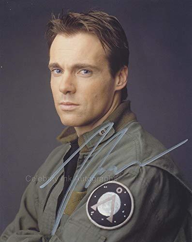 MICHAEL SHANKS as Dr. Daniel Jackson - Stargate SG-1 GENUINE AUTOGRAPH