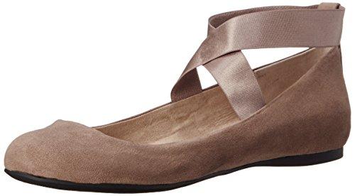 Jessica Simpson Donna Mandays Balletto Piatto Slater Taupe