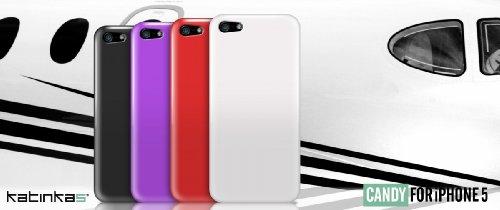 Katinkas Soft Case Candy für Apple iPhone 5 blau