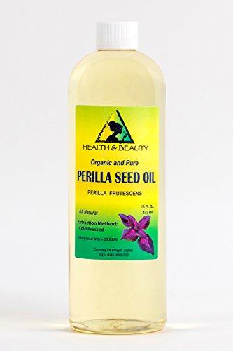 perilla oil for skin
