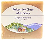 Product review for Poison Ivy Soap that Really Works. Made in USA with Jewelweed-Infused Goat Milk