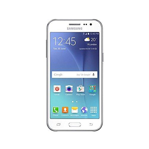 Samsung Galaxy SM J200G/DD  White, 8  GB