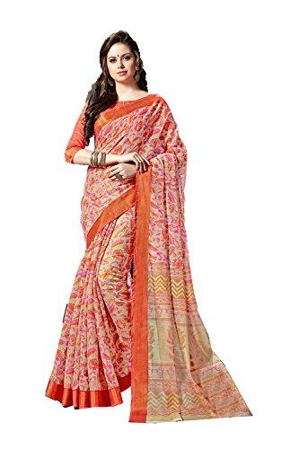Donne Indiani Di Tradizionale Partito Sari Crema Le Per Progettista Sari Usura Nozze Facioun Da axZXga
