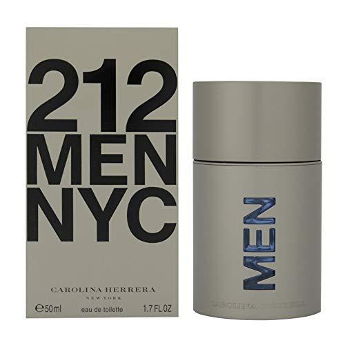 212 By Carolina Herrera For Men. Eau De Toilette Spray 1.7 ()