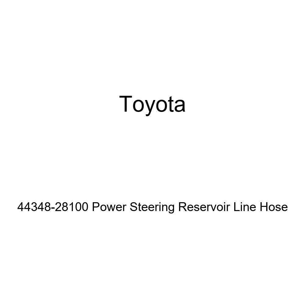 Toyota 44348-0C010 Power Steering Reservoir Line Hose