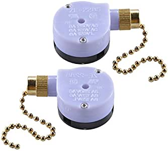 Lovinstar ZE-228S Zing Ear cadena de latón para ventilador de ...