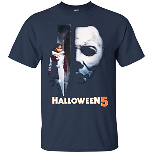 Halloween 5 The Revenge of Michael Myers T-Shirt -