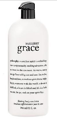 Philosophy Summer Grace Firming Body Emulsion Body Lotion 32