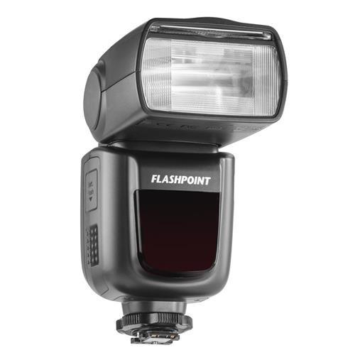 Flashpoint Zoom Li-on R2 TTL On-Camera Flash Speedlight For Sony (V860II-S) by Flashpoint