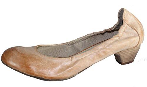 MANAS Pumps Beige (Talco Miele) 121D1509T Damen Schuh