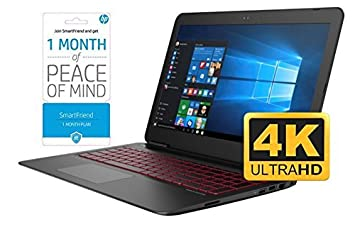 HP OMEN 17 17 3'' UHD 4K Gaming and Business Laptop (Intel i7, 1TB HDD  +256GB SSD, 17 3 inch UHD 3840 x 2160, 12GB RAM, GeForce GTX 965M, Win 10)  With