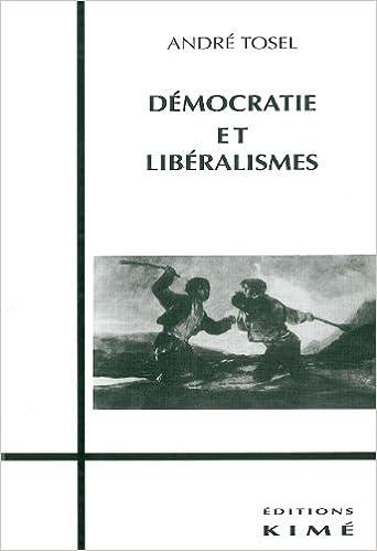 Livres gratuits Démocratie et libéralismes : Pour une philosophie pratique de l'agon epub, pdf