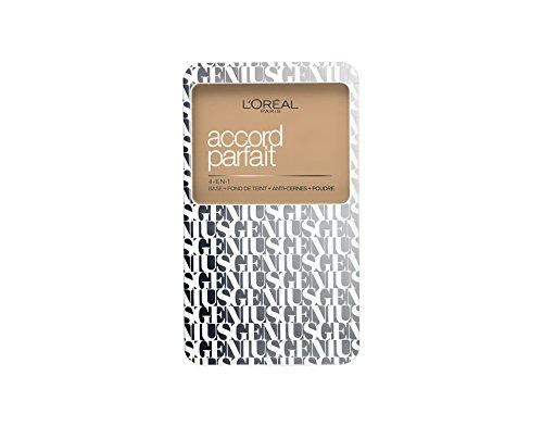 16 opinioni per L'Oréal Make Up Designer Paris Accord Parfait Genius 4 in 1- Fondotinta